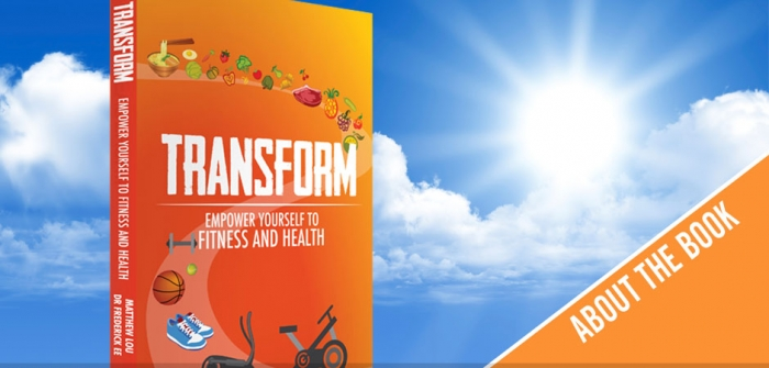 Transform - Empower yourself to fitness and health.